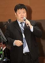 Dr Kim at European Urological Association's 9th meeting of it's Andrological Section in Russia