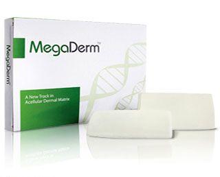 Dr. Kim promotes MegaDerm® Allograft for Penis Enlargement.